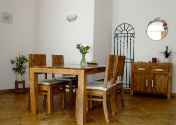 appartement ried patscherider esstisch